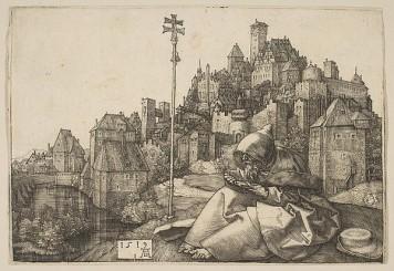 Albrecht Dürer st antonio lendo