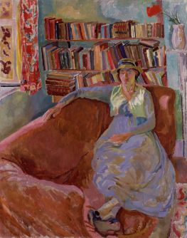 Vanessa Bell (née Stephen), 1917